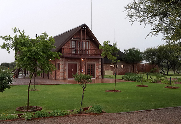 Project Elandskraal Lodge